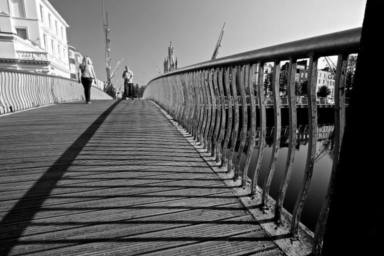 Footbridge to Grand Parade, Cork City