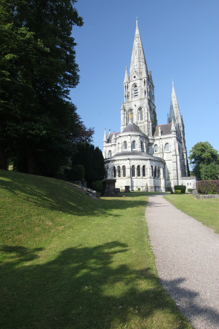 Cork's St Finbarr's Cathedral