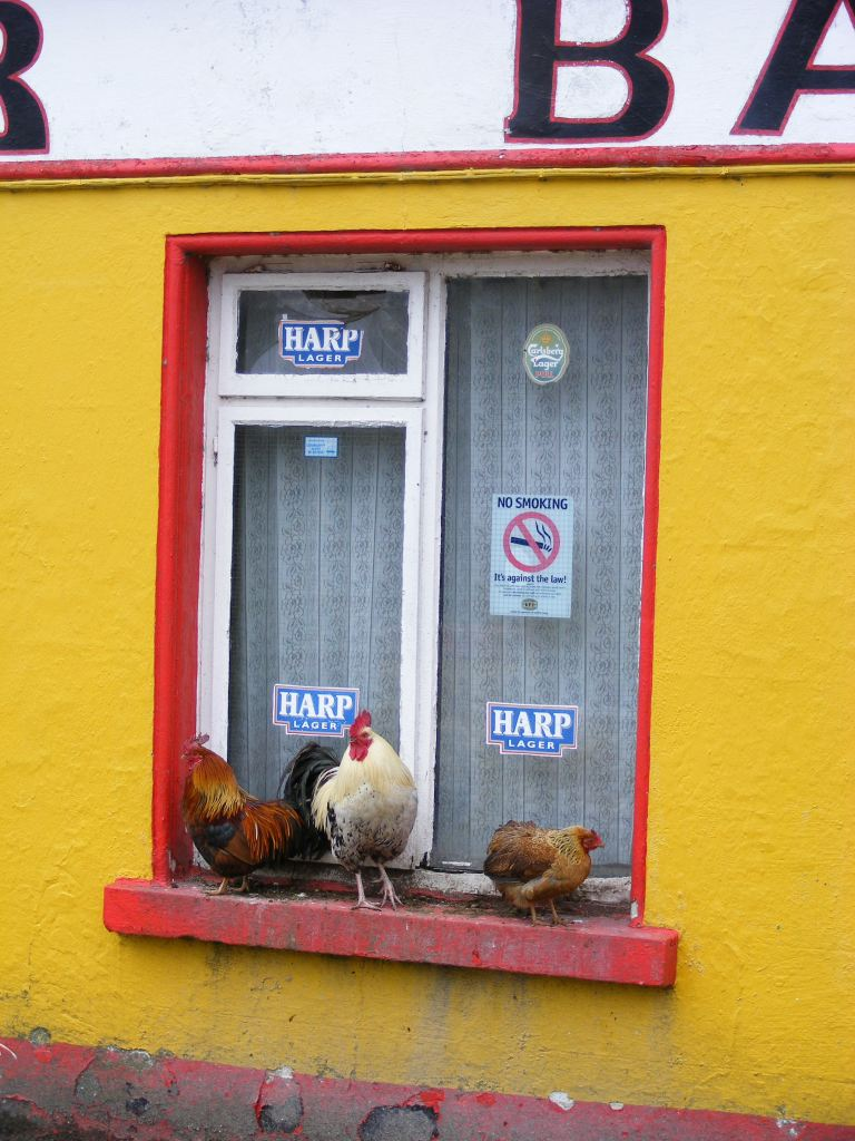Pub on Inis Mor, Aran Islands