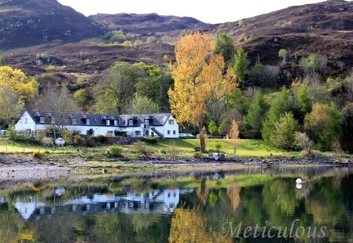 Glenelg Inn Reflections
