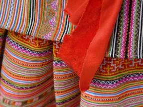 Flower Hmong Colours