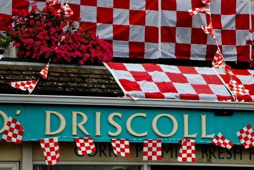 Cork name, Cork colours