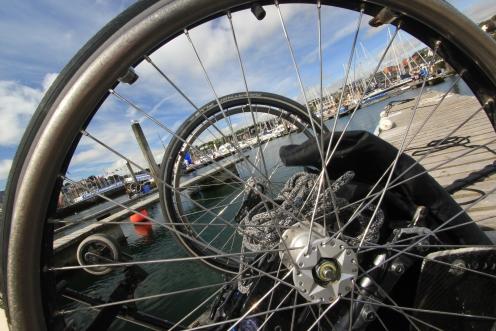 Pontoons and Wheels