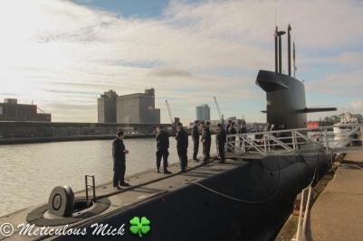 Dutch Navy in Black
