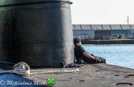 Bathing in Cork October Sunshine