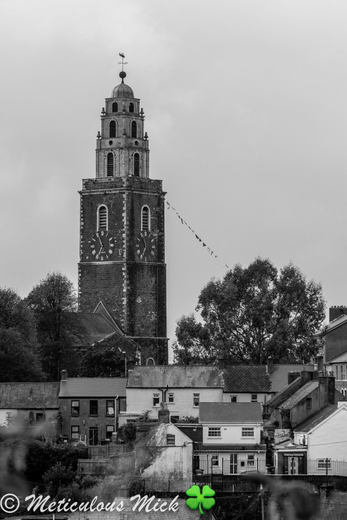 The Tower of the Famous Shandon Bells.