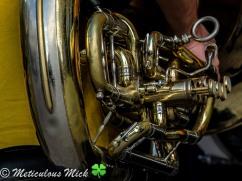 Tubes of a Tuba