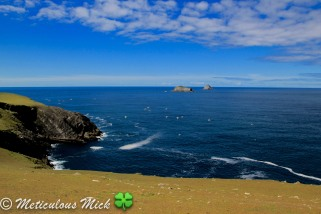 View to Skellig Michael