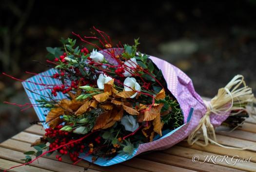 A Winter Bouquet