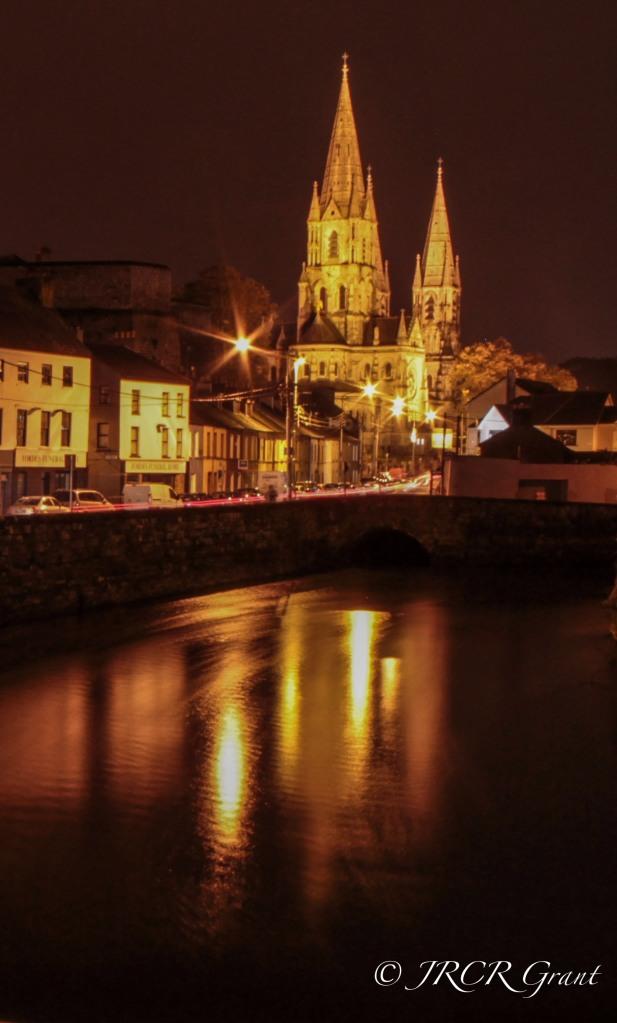 St Finbarr's at Night