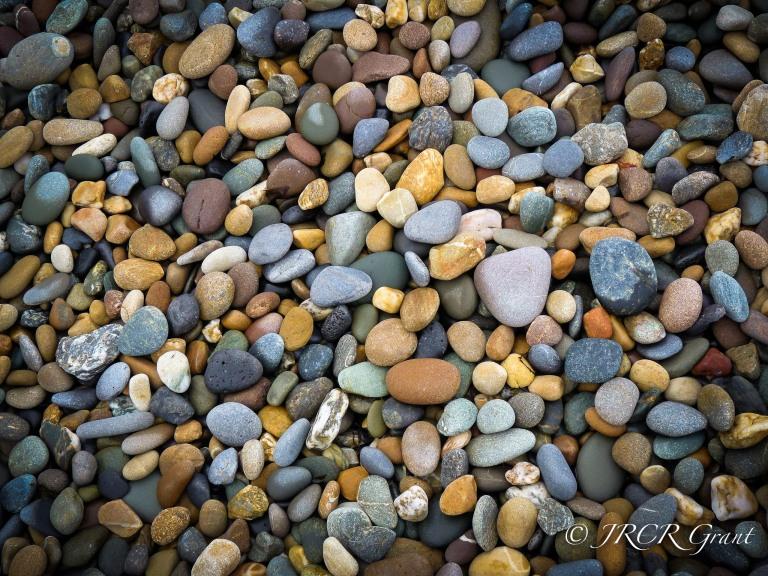 Assortment of Pebbles