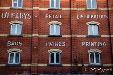 Old Fashioned Advertising - Lasts Longer