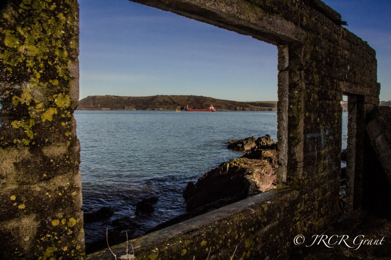 East Cork through the Window