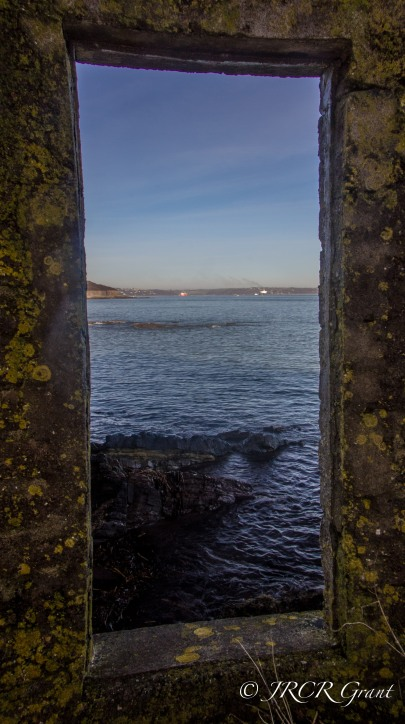 Narrow Window, Cork Harbour