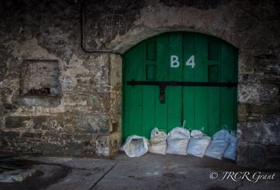 Door and Alcove