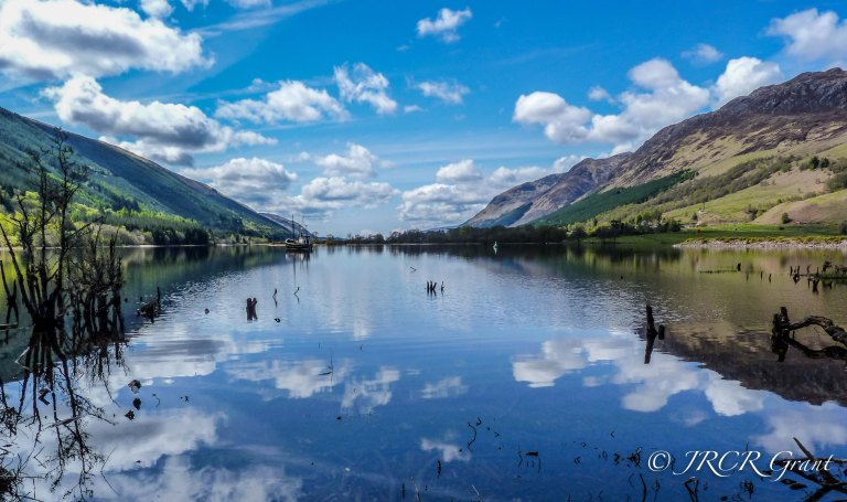 Loch Lochy Reflections