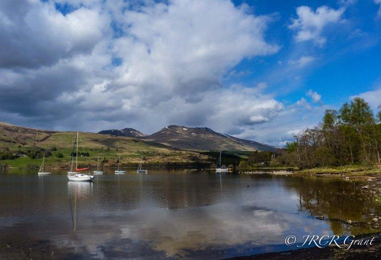 Loch Tay Moorings