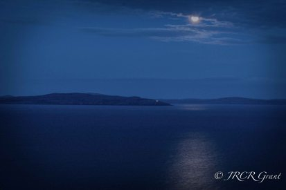 West Cork Moon Reflections