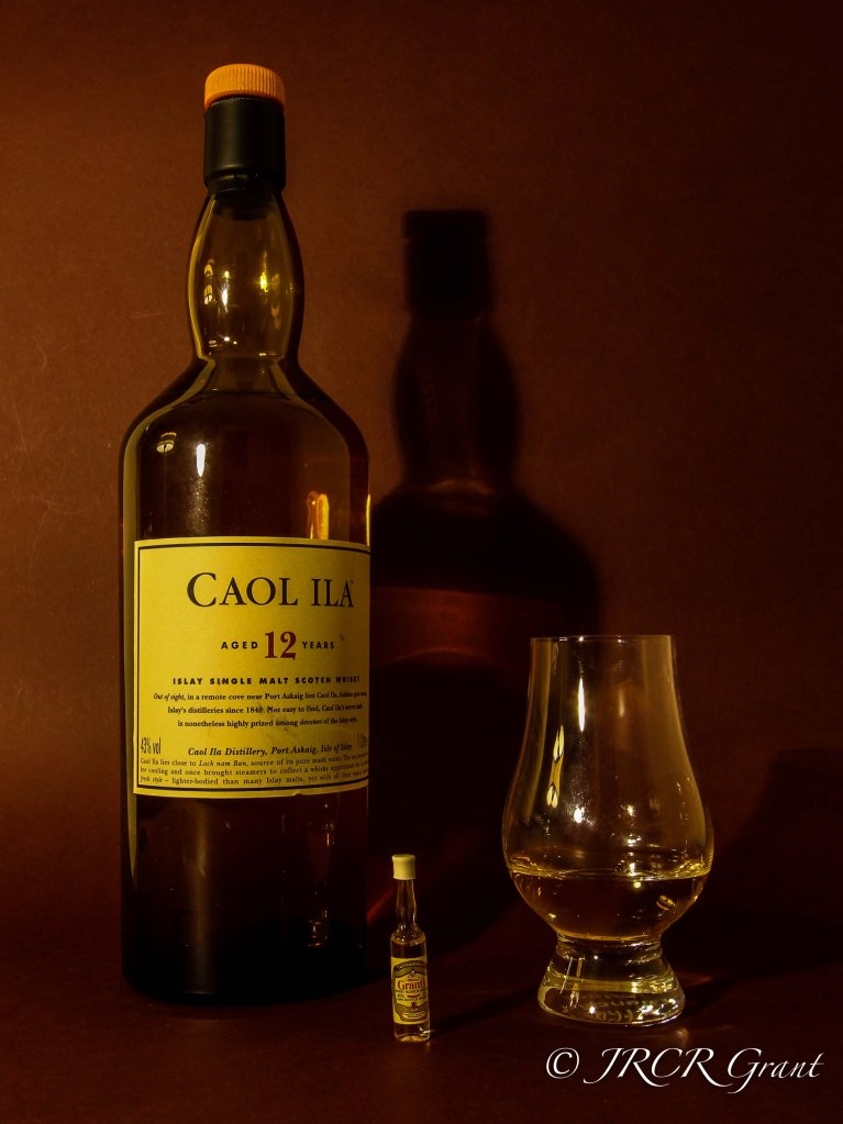 Think I'll take the Caol Ila
