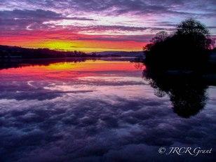 Reflections at Dawn