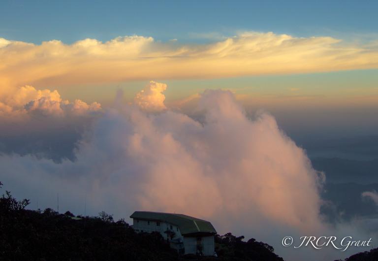 Mount Kinabalu Top Station