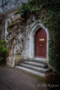 The President's Door