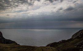 Spotlight on the Sea