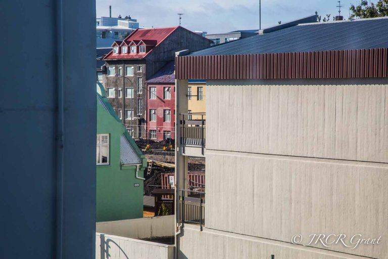 Reykjavik Contrast