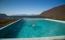 Warm Waters in Iceland