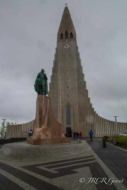 Hallgrímskirkja Church - Reykjavik