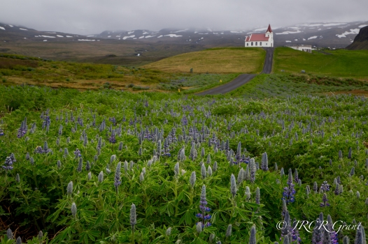 Ingjaldsholl Church (Snaefellsnes Peninsula)