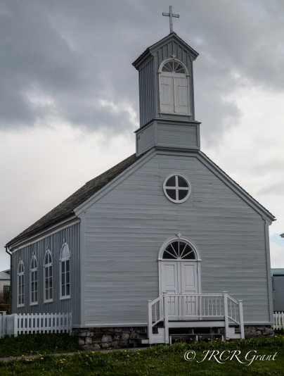 Church at Stykkisholmur
