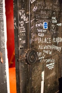 Door to the Auditorium I