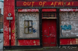In Cork, so ....Out of Afrika!