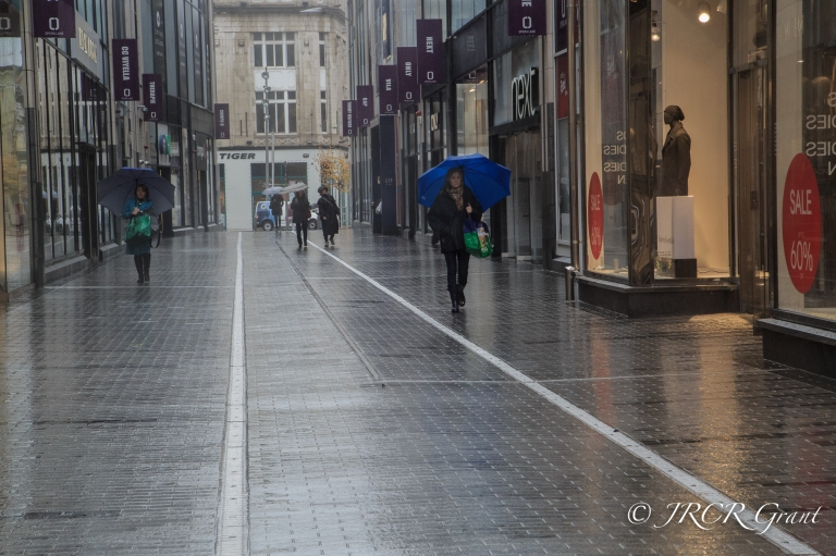 Cork in the Rain