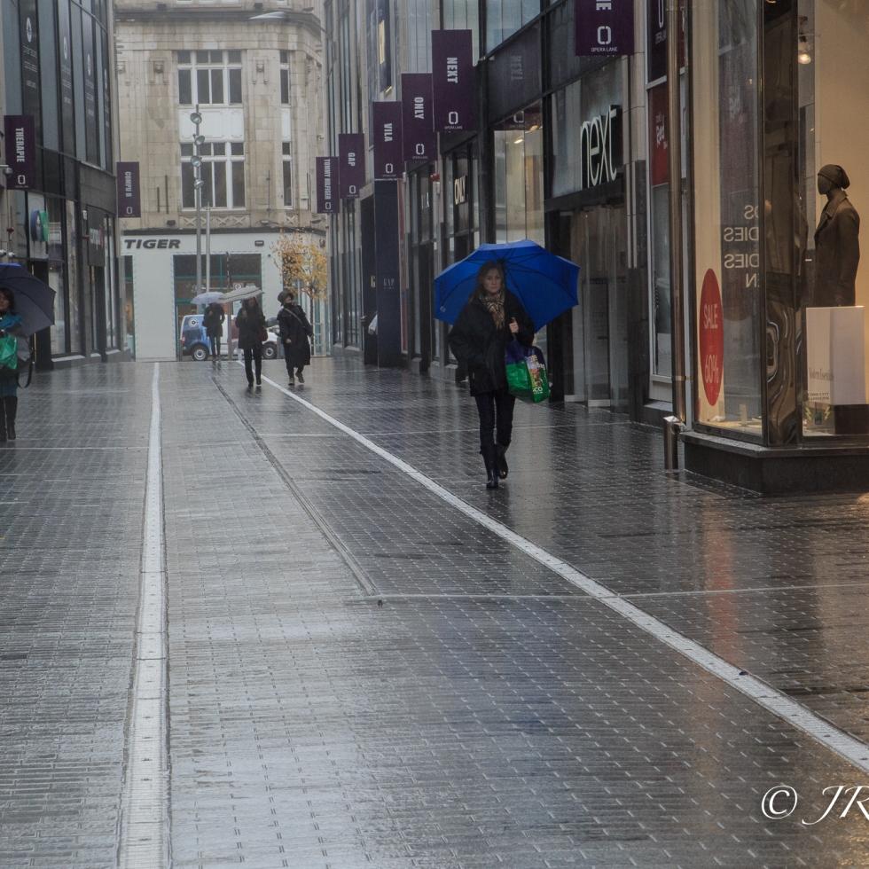 Cork in the Rain