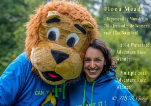 Fiona and Friend