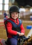 Image of Girl on Pony