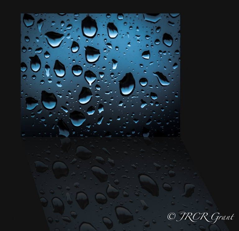 Week 3 - Rain Reflections