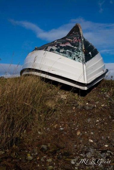 Upturned Boat