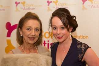 Marion and Moyra attend the Ball
