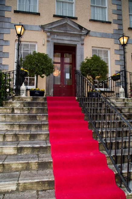 Maryborough House Hotel lays out the red carpet for the ball