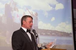 Brian Healy, Chair of CAA