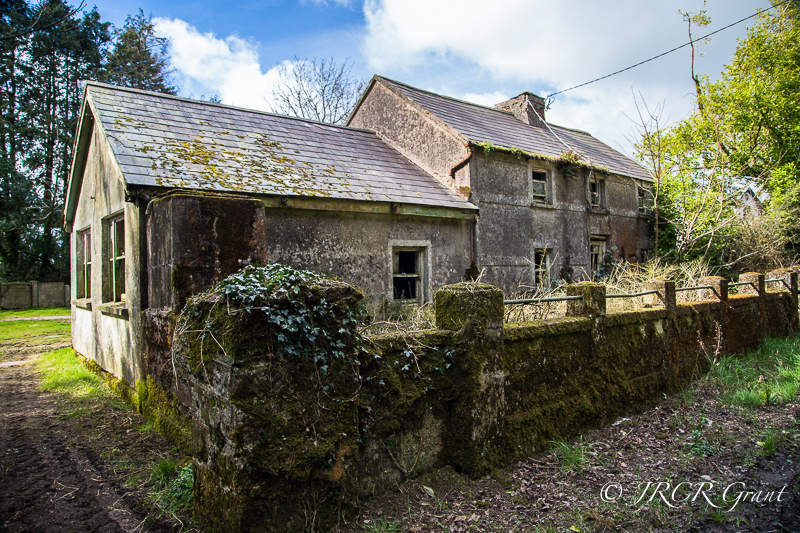 Abandoned farmhouse County Cork, Ireland