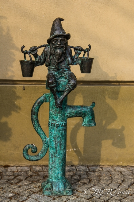 Water Pump Gnome