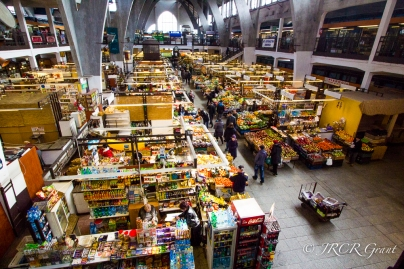 The Main Market in Wroclaw, Poland