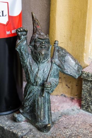 Our Communist Gnome