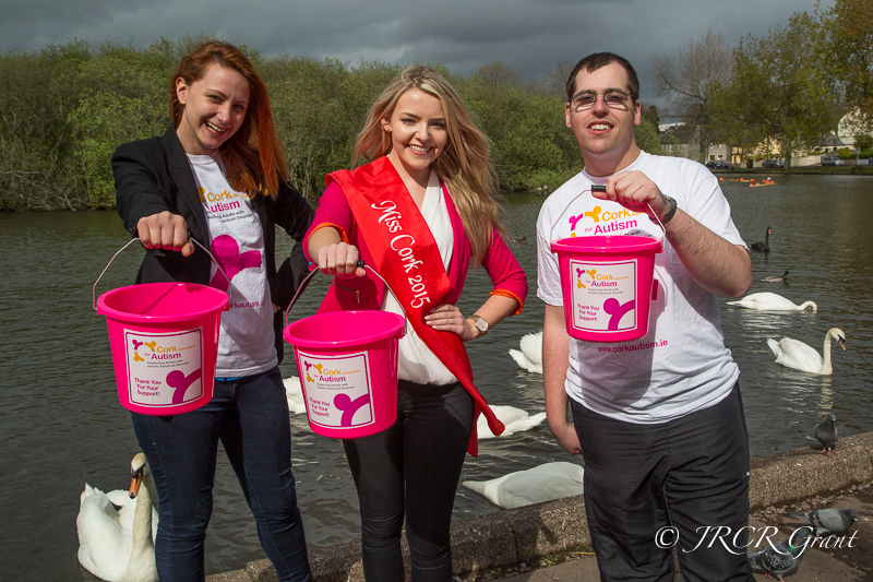 Cork Association for Autism launches flag day appeal at the Lough, Cork