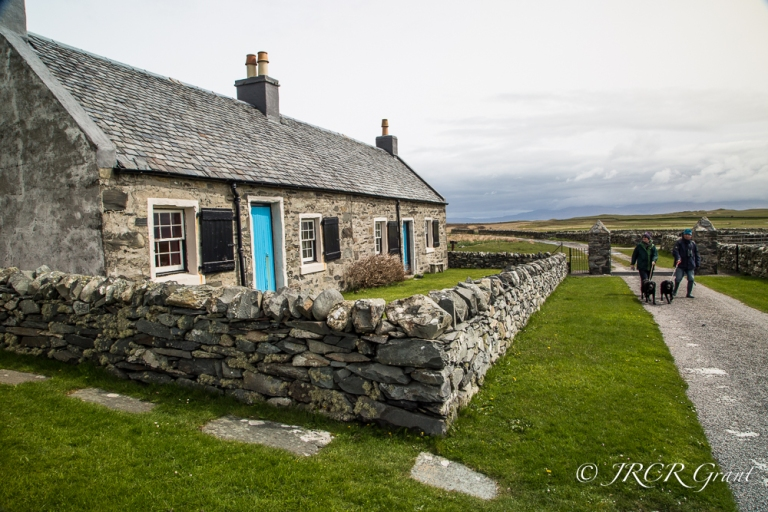 Oronsay Cottage