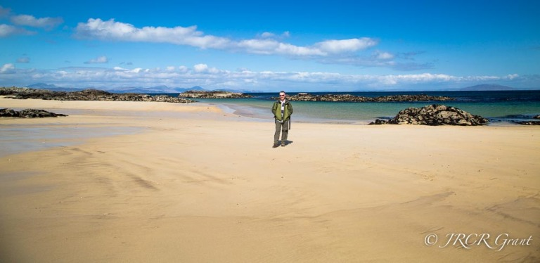 Sampling the Sand